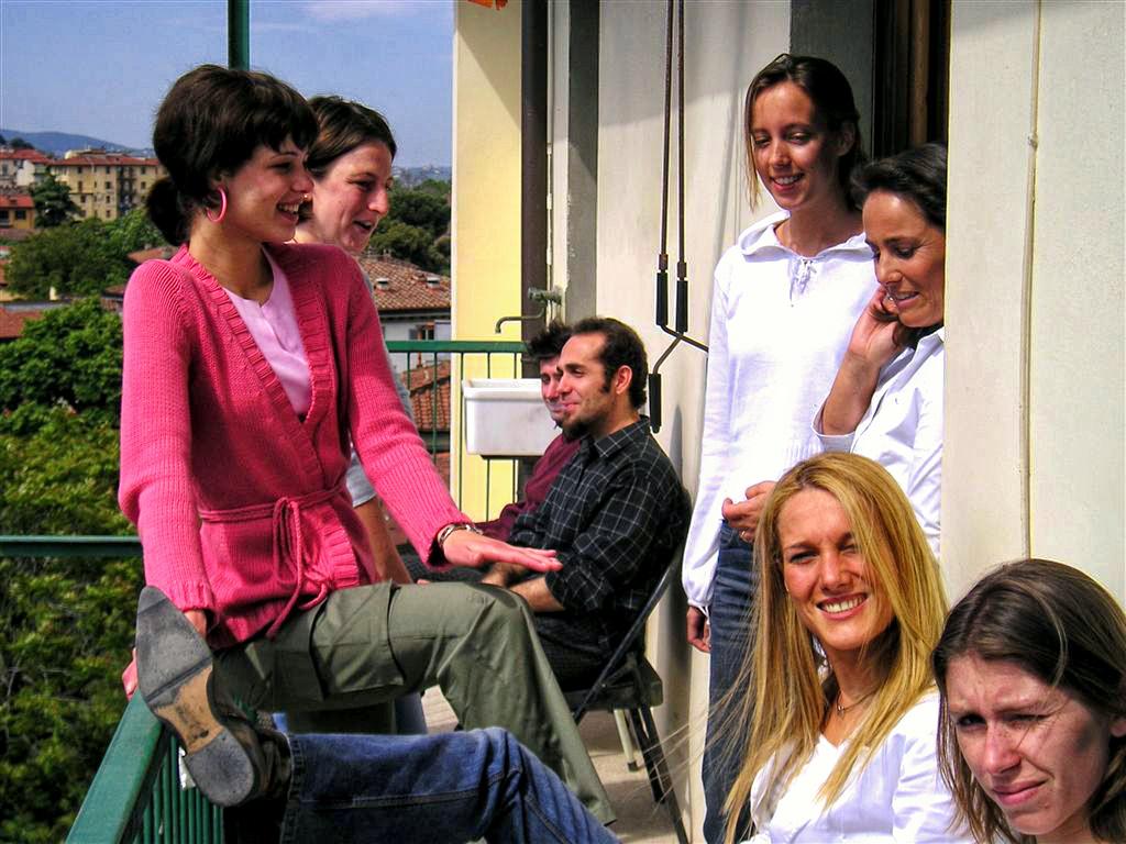เรียนภาษาอิตาลีสำหรับเยาวชน-โรงเรียนสปร๊าคคาเฟ่ฟลอเรนซ์