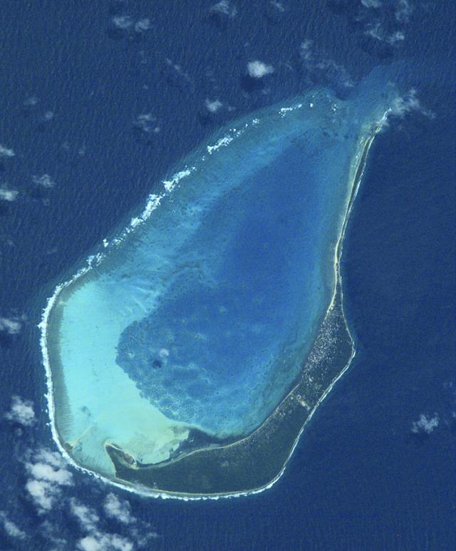Islas donde perderse - Atolón Maliku en Isla Minicoy