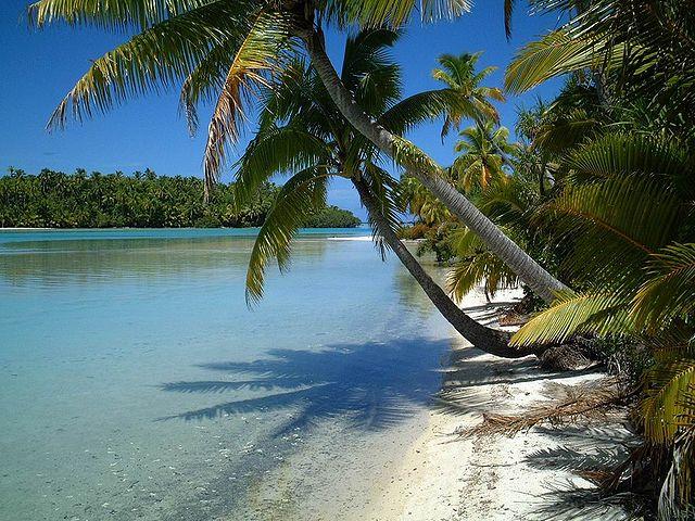 Islas donde perderse - Atolón Aitutaki