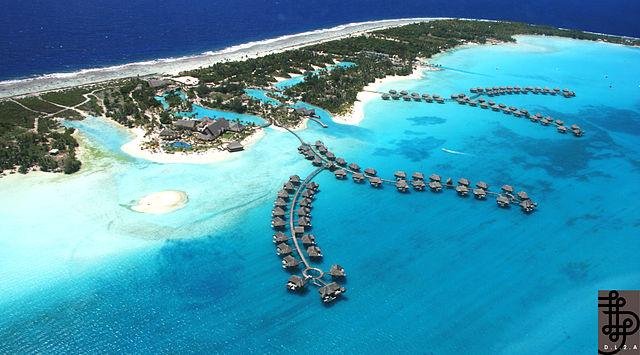 Islas donde perderse - Bora Bora