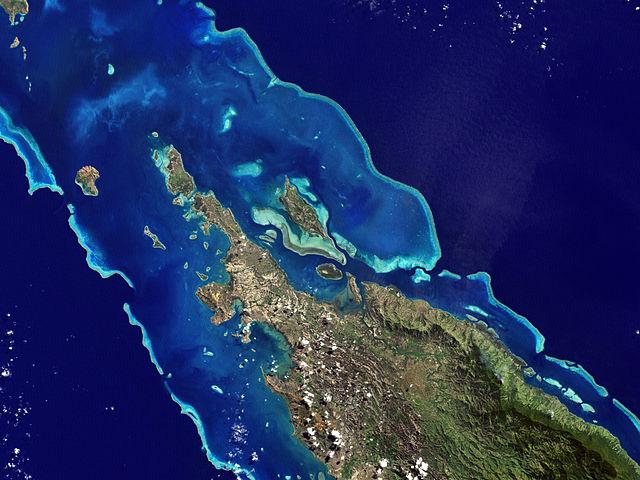 Islas donde perderse - Caledonia