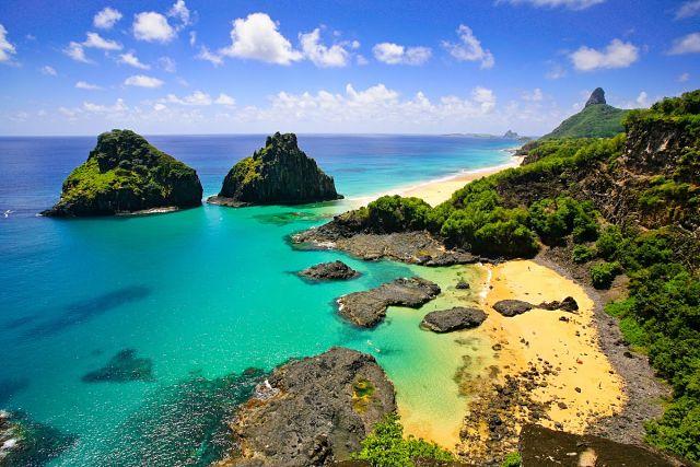 Islas donde perderse - Fernando de Noronha (Brasil)