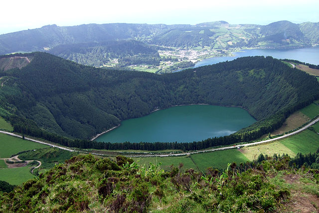 Islas donde perderse - Isla São Miguel (Azores)
