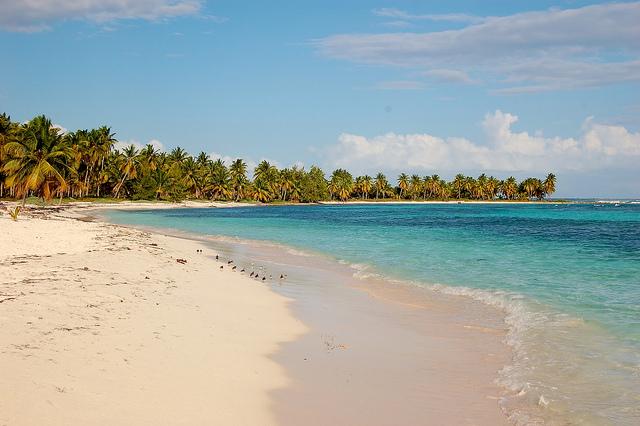 Islas donde perderse - Isla Saona