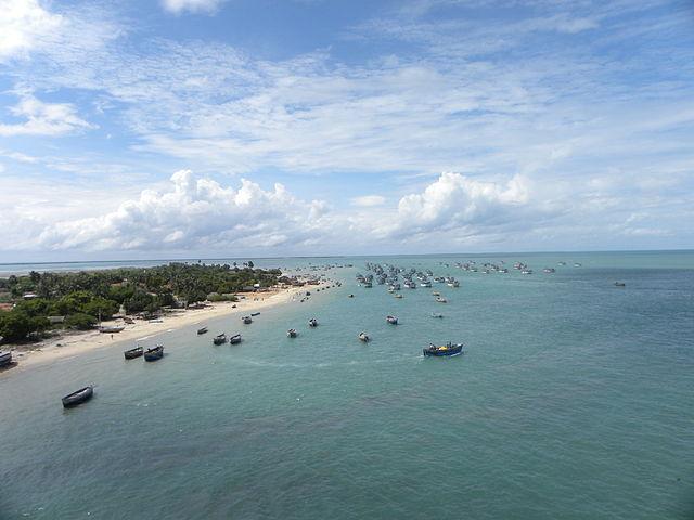 Islas donde perderse - Krusadai (India)