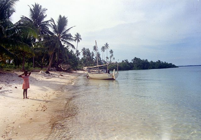 Islas donde perderse - Mafia Islands