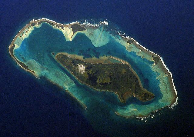 Islas donde perderse - Raivavae