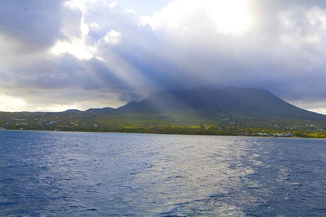 Islas donde perderse - Saint Kitts and Nevis