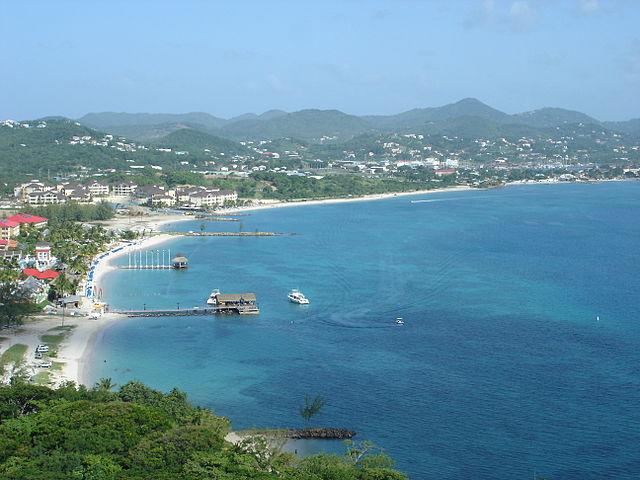 Islas donde perderse - Saint Lucia