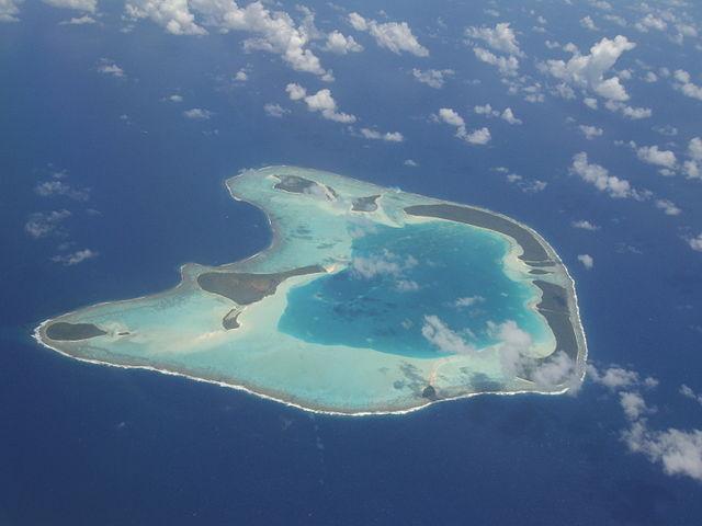 Islas donde perderse - Tetiaroa