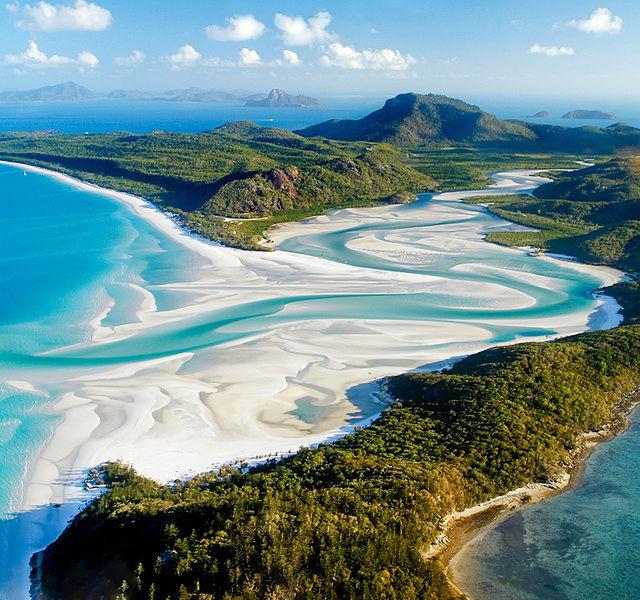 Islas donde perderse - Whitsunday Islands