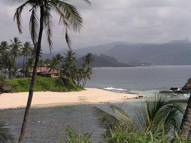 Islas donde perderse del mundo - Santo Tomé y Príncipe