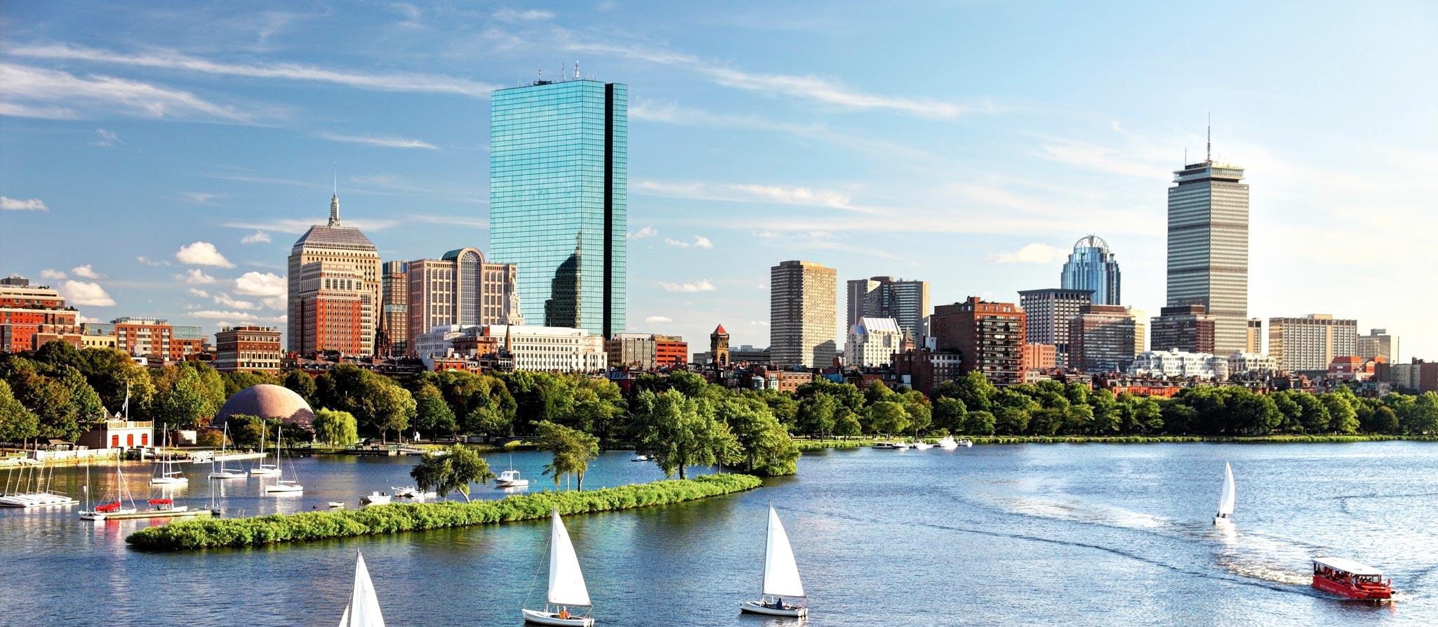 ボストン留学なら語学学校scジオス 英語留学inボストン